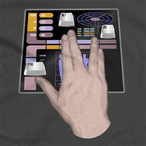 Star Trek Reboot - T-Shirt